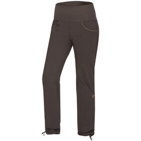 Ocun Noya Pantalon Femme, brown/yellow